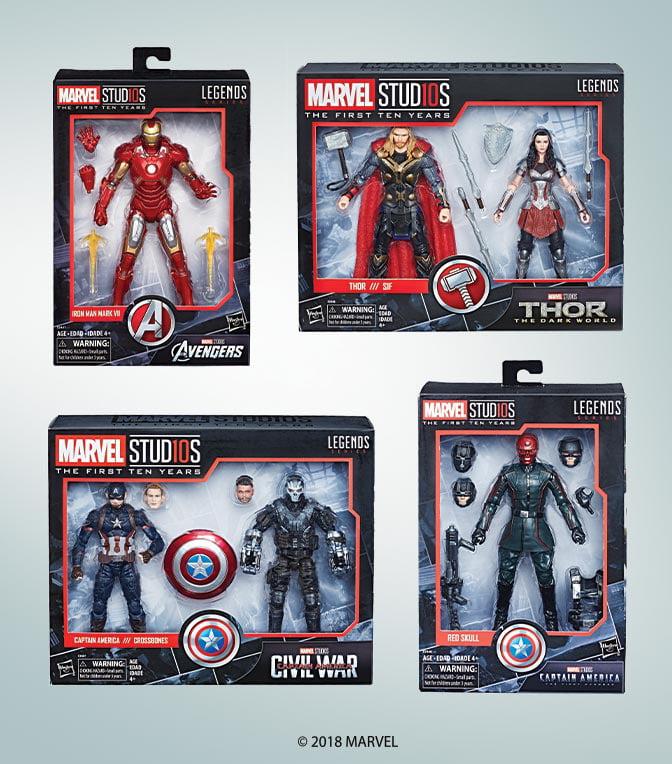 Avengers Walmart