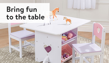 Bring fun to the table