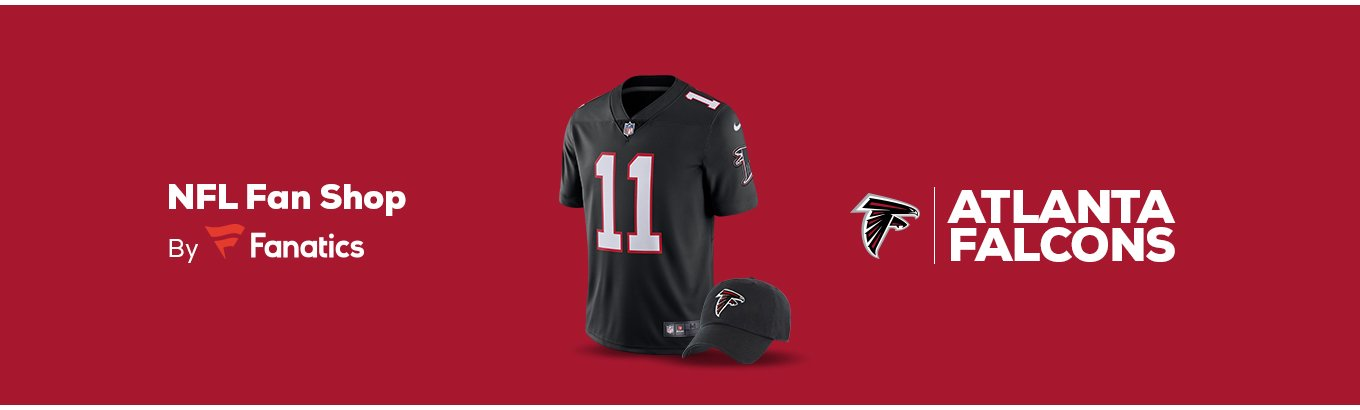 huge selection of c1a1d c9fd8 Atlanta Falcons Team Shop - Walmart.com