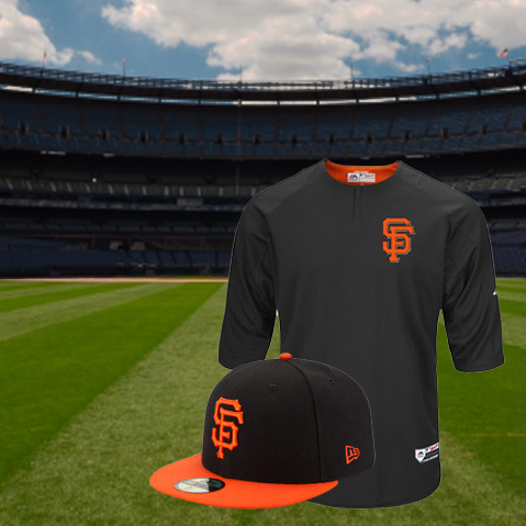 San Francisco Giants On-Field Collection