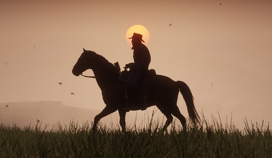 Saddle Up for Red Dead Redemption 2's Launch