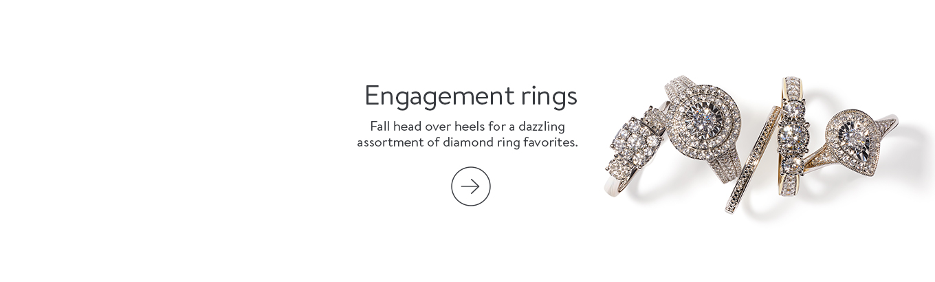 8f0cf71d748e Fall head over heels for a dazzling assortment of diamond ring favorites.