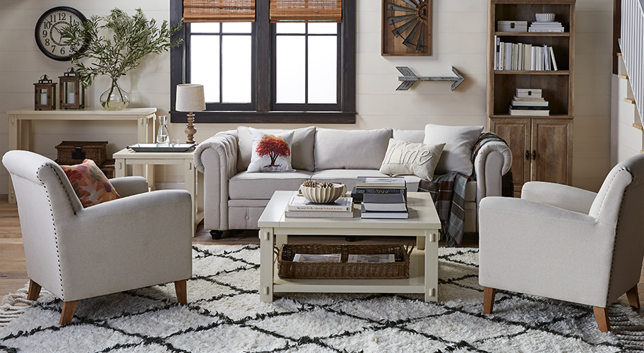 Give Your Space A Homey Vibe With Farmhouse Style Furniture
