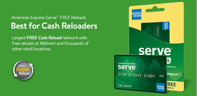American Express Serve - Walmart.com