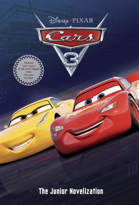 Cars 3 The Junior Novelization