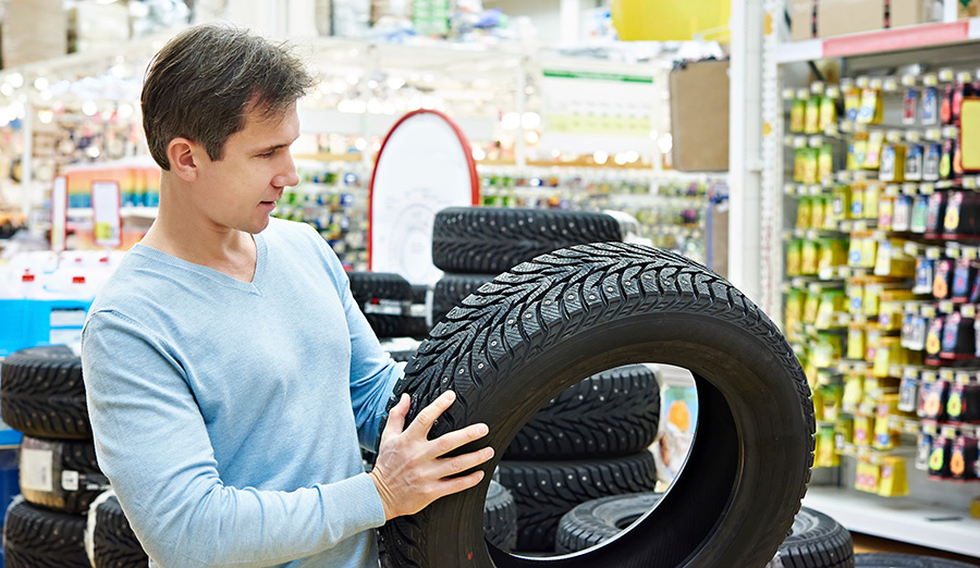 Tire shopping for winter tires will keep you prepared for those cold months