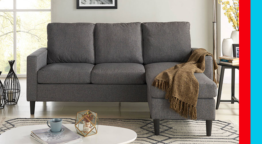 Easy Living For Less. Celebrate The 4th With A Budget Friendly Room Refresh.
