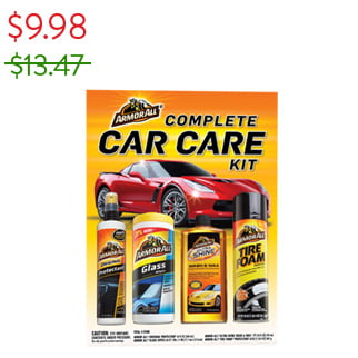 Armor All Complete Car Care Kit