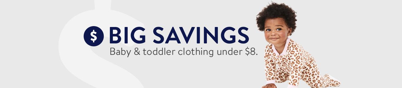 Baby Clothes | Toddler Clothes | Walmart.com