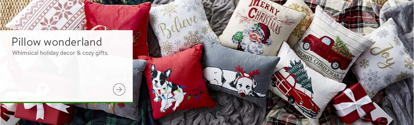 decorative pillow inserts - walmart