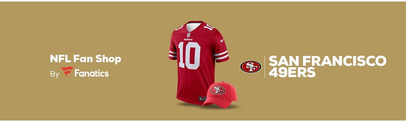 2a5eb6a9eec San Francisco 49ers Team Shop - Walmart.com