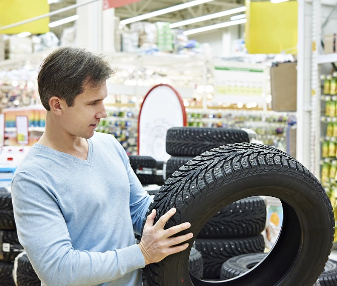 Sell new tires near me