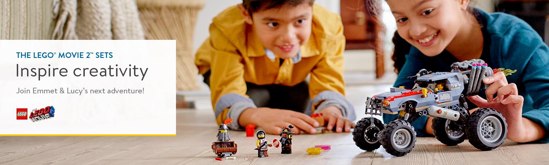 The Lego Movie 2 Building Sets Walmartcom