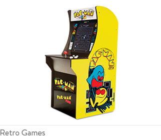 Shop Retro Games
