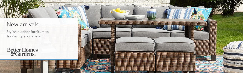 Outdoor Dining Sets Better Homes Gardens Patio Furniture Walmart Com