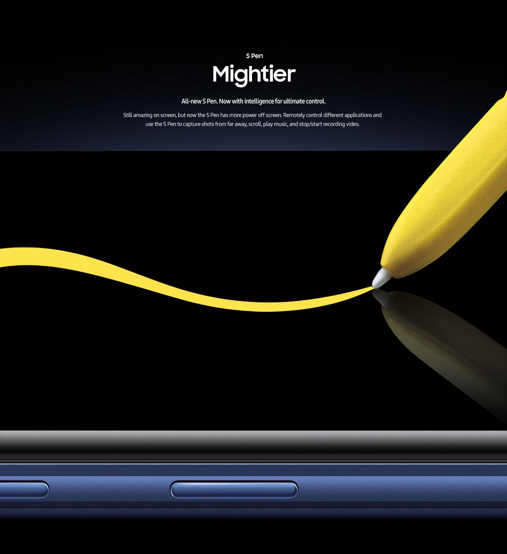Mightier S pen