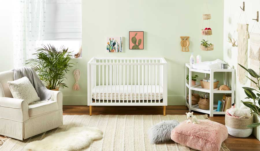 Checklist: Baby Nursery Essentials - Walmart.com