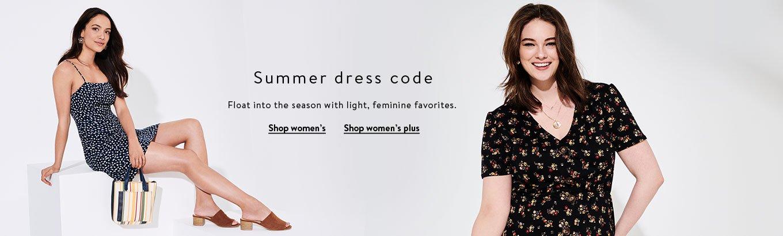 Women S Clothing Walmart Com