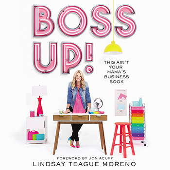 Cover for Boss Up!