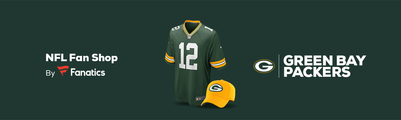 finest selection 717fb 81227 Green Bay Packers Team Shop - Walmart.com