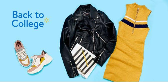 ae20999a4a9b Chunky sneakers., moto jacket, sleeveless yellow dress.