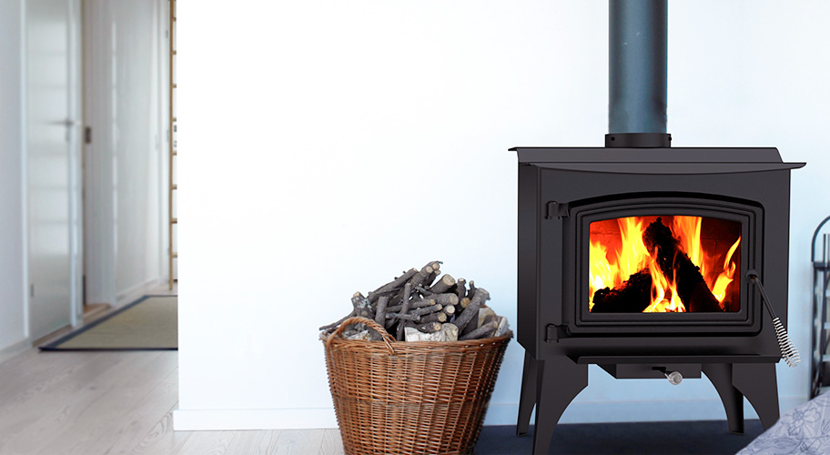 When you use a wood stove, you'll be relying on a cost-effective way to heat your home—helping you save money on heating bills from non-renewable energy sources. They're also an easy way to create ambiance in any room of the house.