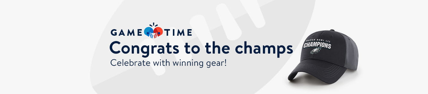 Congrats to the champs! Celebrate with winning gear!