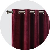 Curtains and Window Treatments