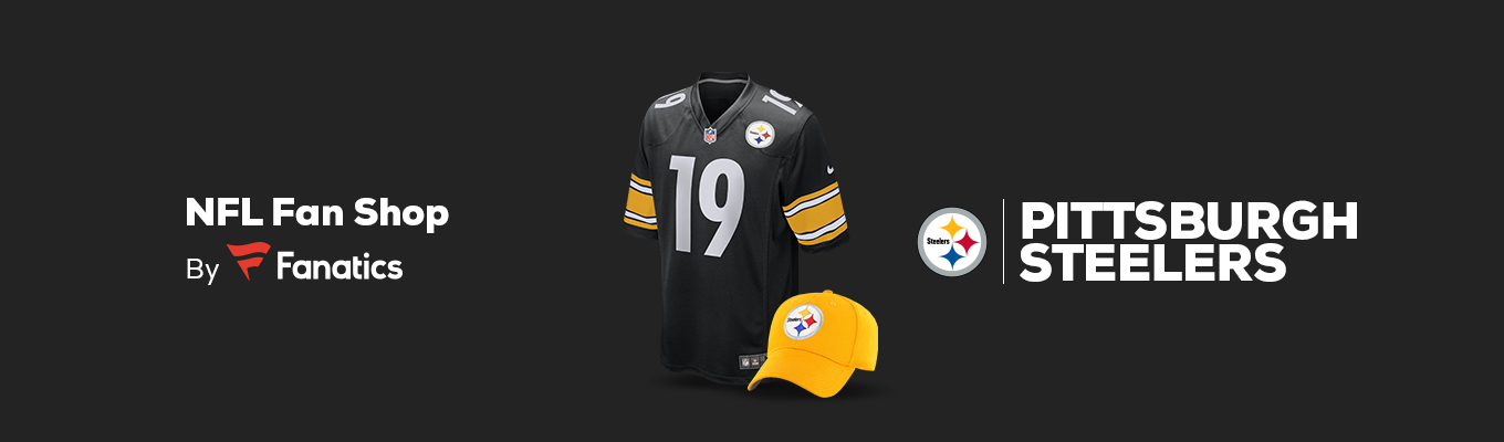 94722369d53 Pittsburgh Steelers Team Shop - Walmart.com
