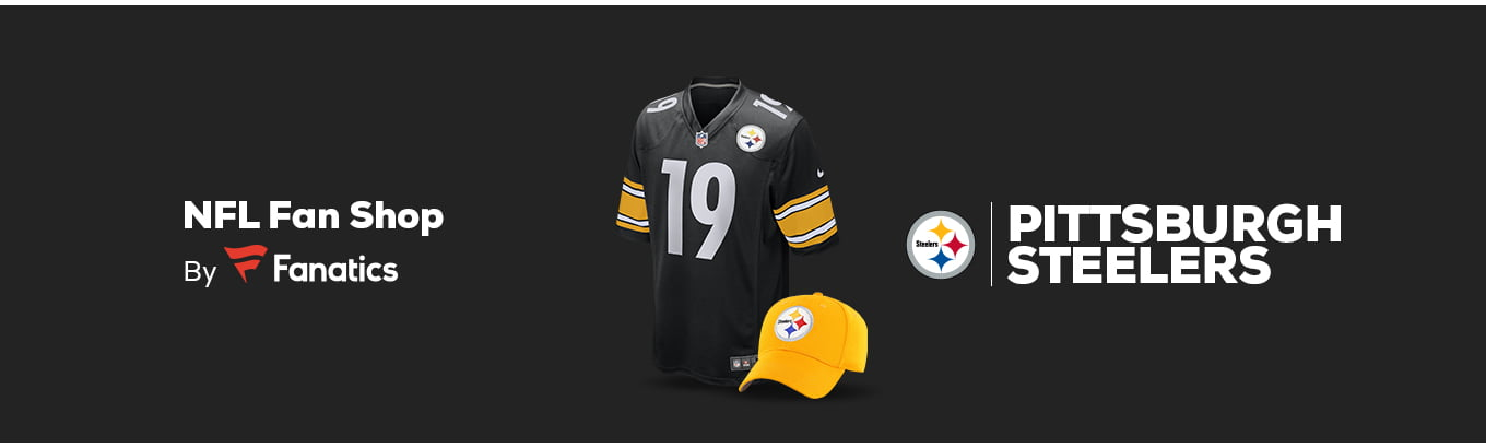 cfc7ae89c Pittsburgh Steelers Team Shop - Walmart.com