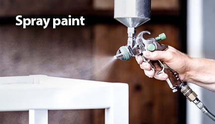 Shop Spray Paint.