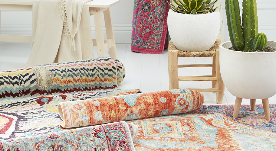 Summer Rug Refresh. Itu0027s Time To Reinvent Your Floors With Bright U0026  Beautiful ...