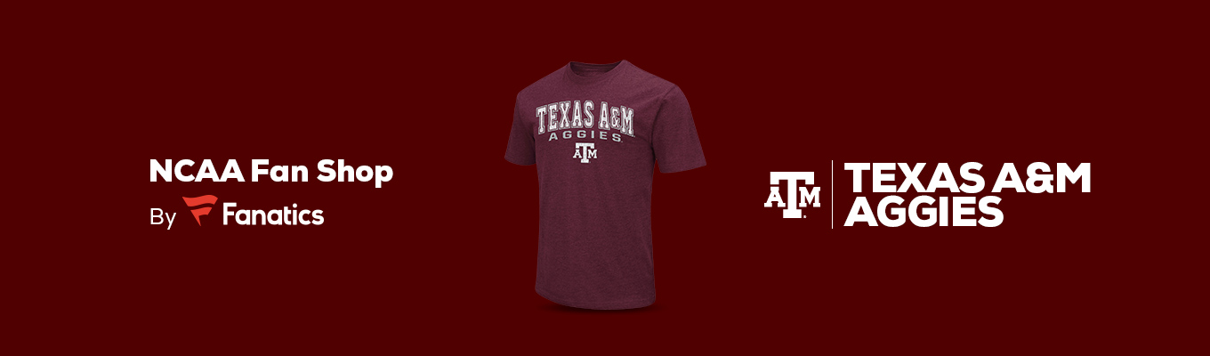 Texas A&M Aggies Team Shop