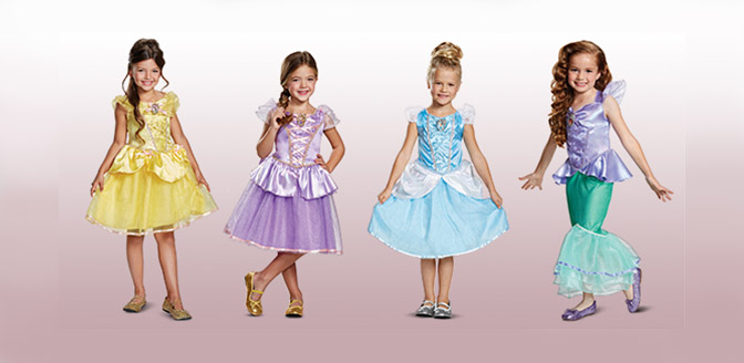 Dream of new adventures Step into the story with new costumes c275229a932c