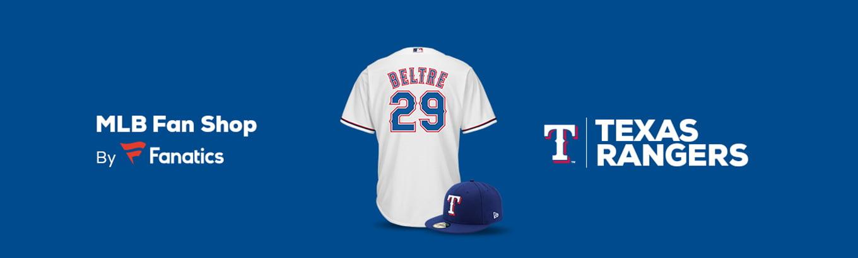 brand new 3e3ee 40a90 Texas Rangers Team Shop - Walmart.com