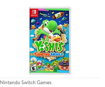 Shop Nintendo Switch Games