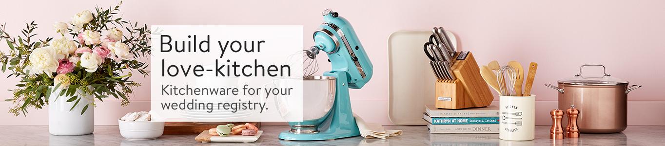 build your love kitchen  kitchneware for your wedding registry kitchen appliances   walmart com  rh   walmart com