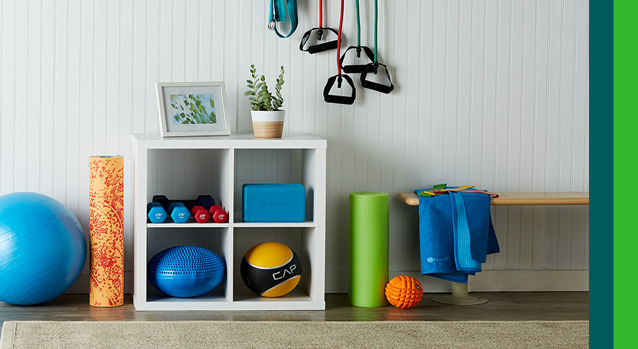 Summer Stretch. Amp up summer workouts with yoga & fitness must-haves like rollers, bands, yoga mats & more.