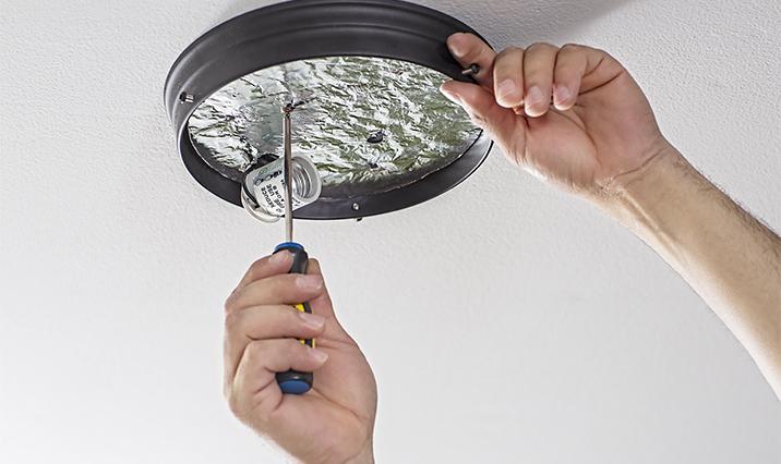 Captivating How To Change Your Indoor Light Fixture Or Fan   Walmart.com