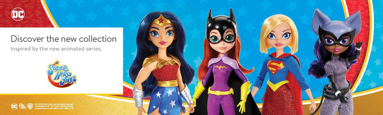 "DC Comics Super Hero Super Girls 6/"" Katana Loose Action Figure"