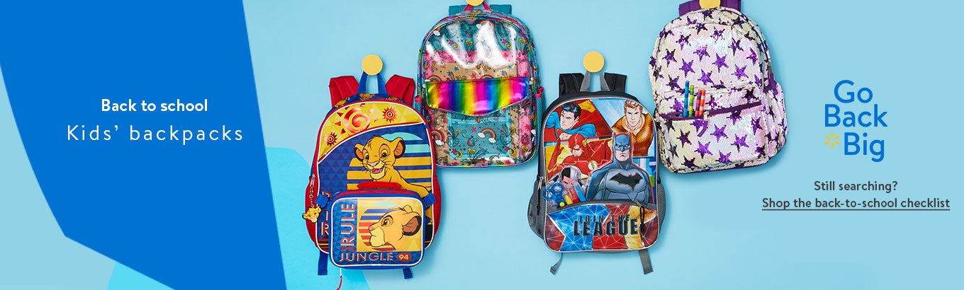 68e84f3644e8 Girls Backpacks - Walmart.com