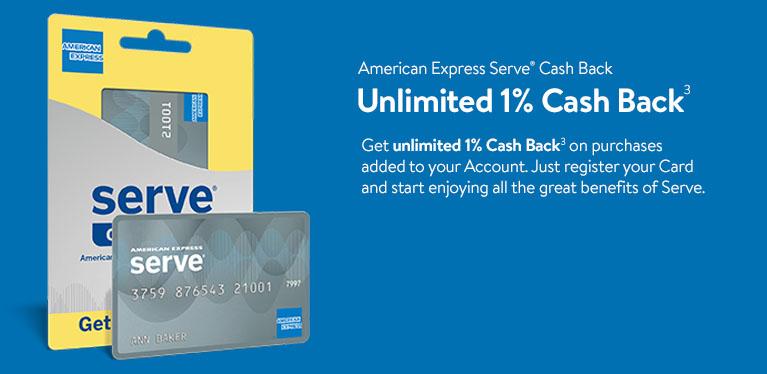 American Express Serve - Walmart com