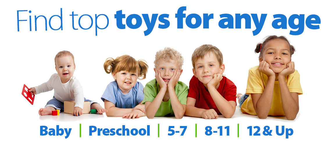 Shop by Age Toys
