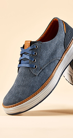 Men's wide-width shoes. Find your fit. Shop now.
