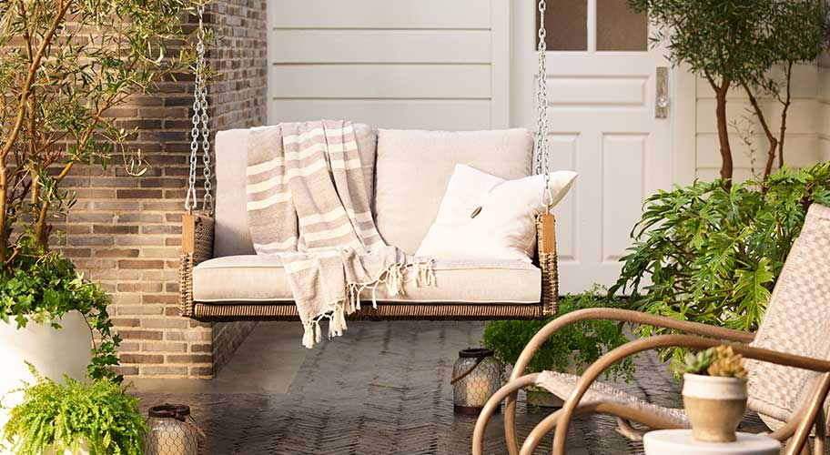 Front Porch Style The Season For Sitting Out And Enjoying Sunshine Is Almost Here