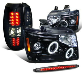 Headlight and Tail Light Assemblies