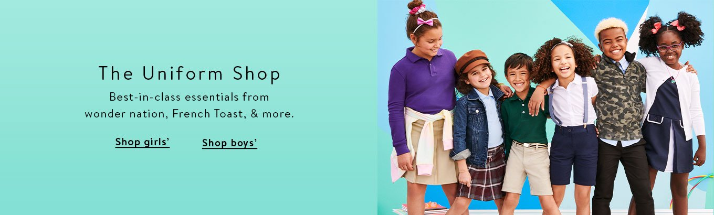 6e76cfe1 Kids Clothing | Girls Sizes 2T - 16 | Boys 2T - 20 - Walmart.com
