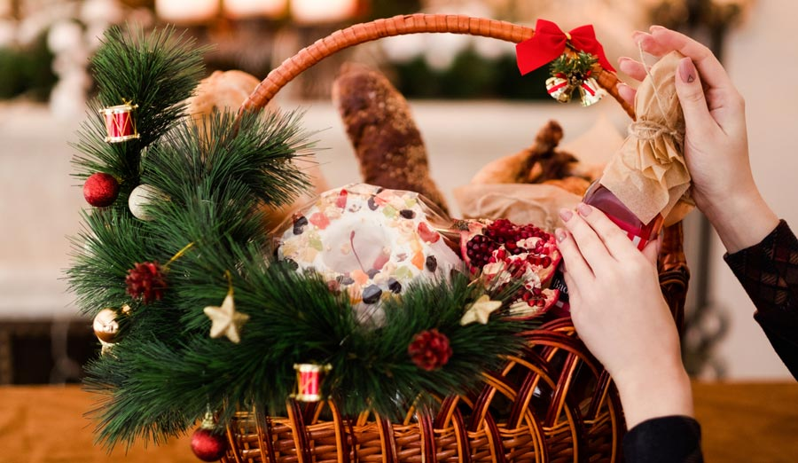 How to Choose the Perfect Holiday Gift Basket