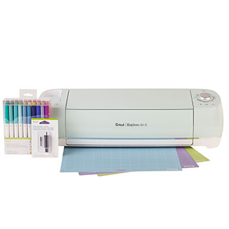Cricut Explore Bundle