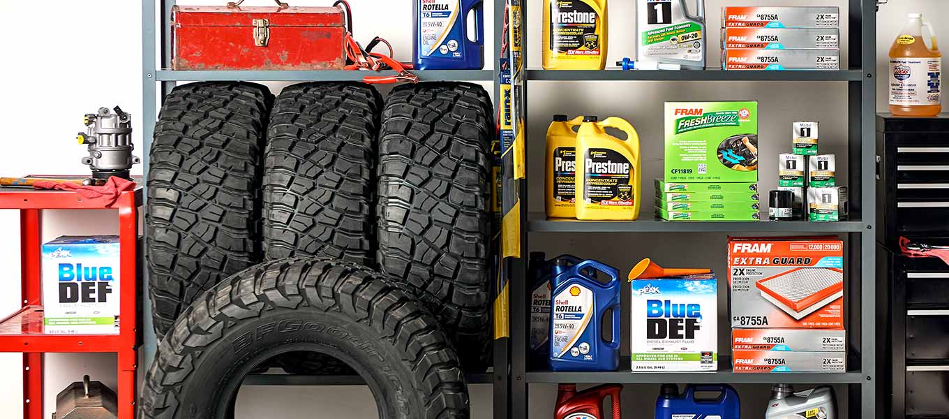 Special pricing - Buy in bulk and save: Shop for tires, filters, fluids & more.